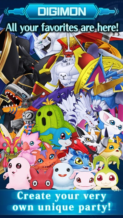 create your own digimon