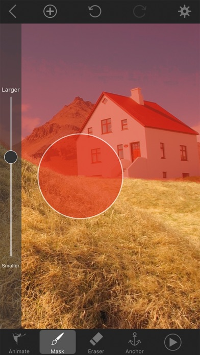 Plotagraph+ Photo Animator app image