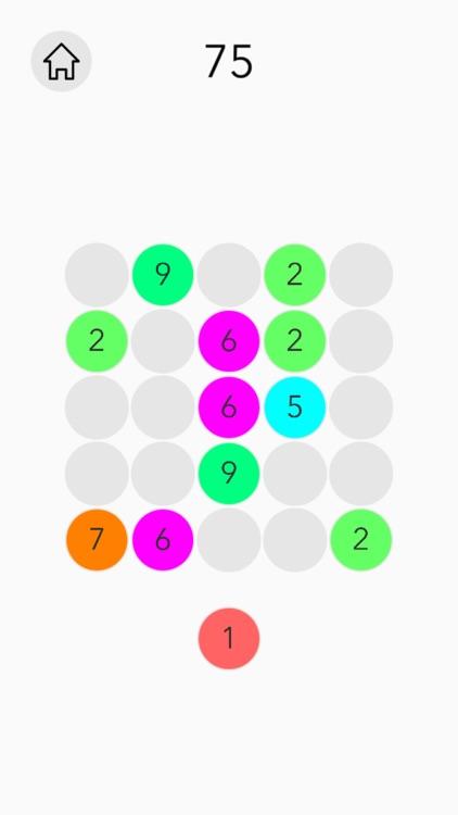 Merge Dots - Match Puzzle Game screenshot-3