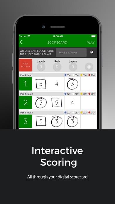 Gallus Golf Club screenshot 3