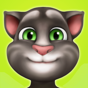 My Talking Tom Games app