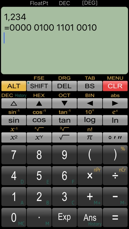 Panecal Scientific Calculator screenshot-3