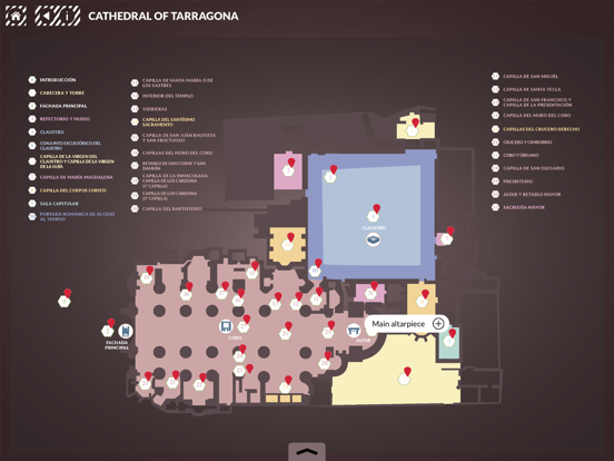 Cathedral of Tarragona screenshot 5