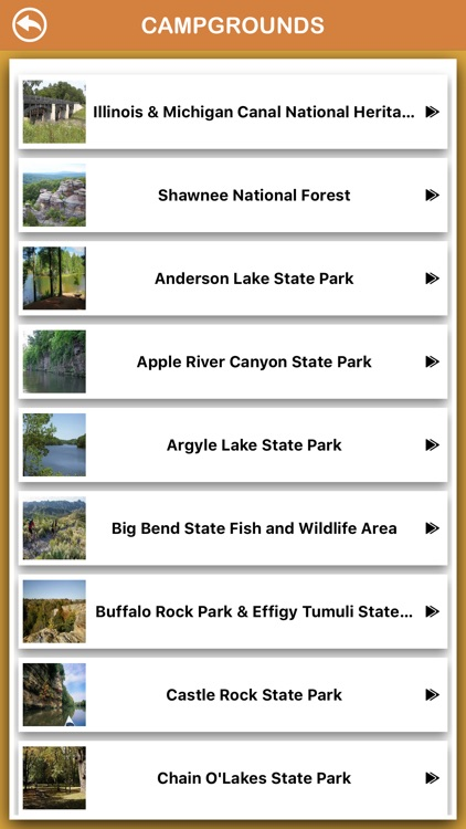 Illinois National Parks screenshot-2