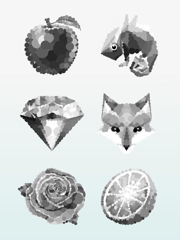 No.Diamond – 番号で着色のおすすめ画像1