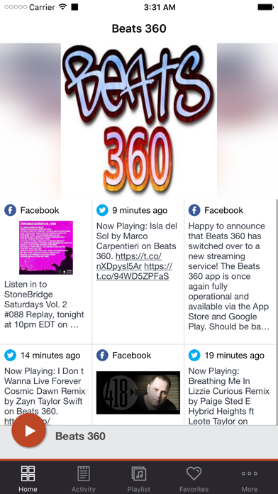 Screen Shot Beats 360 0