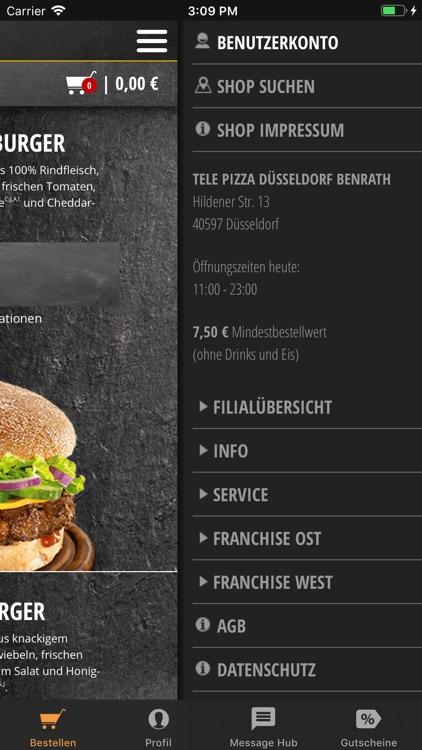 TelePizza - Die Genussbringer! screenshot-3