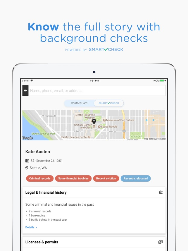 Whitepages People Search On The App Store - Best free invoice software for mac rocco online store
