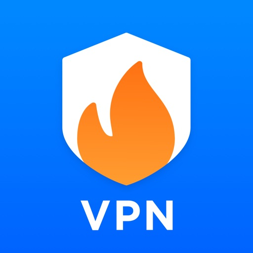 VPN Fire iOS App