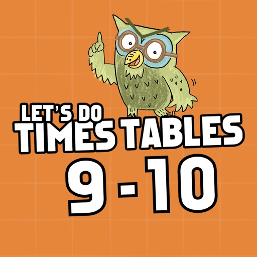 Times Tables Ages 9-10