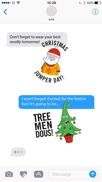 Christmas Jumper Day! screenshot-4