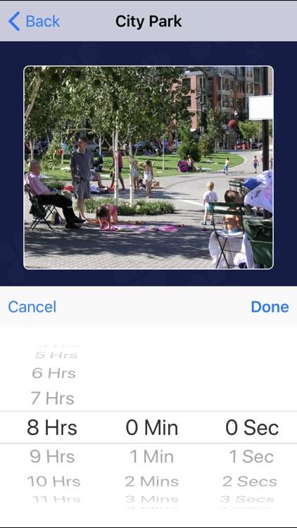 Urban Relaxing Sounds screenshot-3