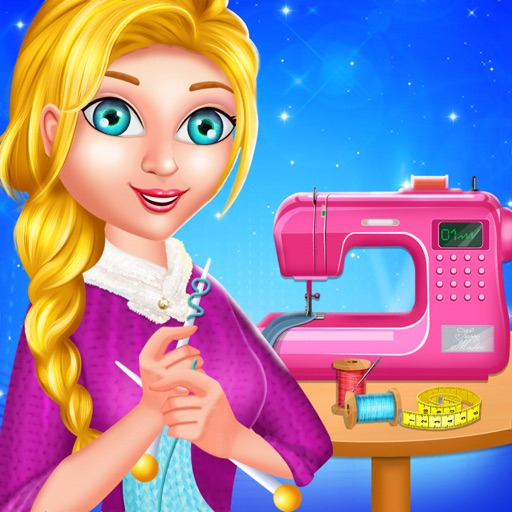 Download Little Tailor Knitting Shop free for iPhone, iPod and iPad