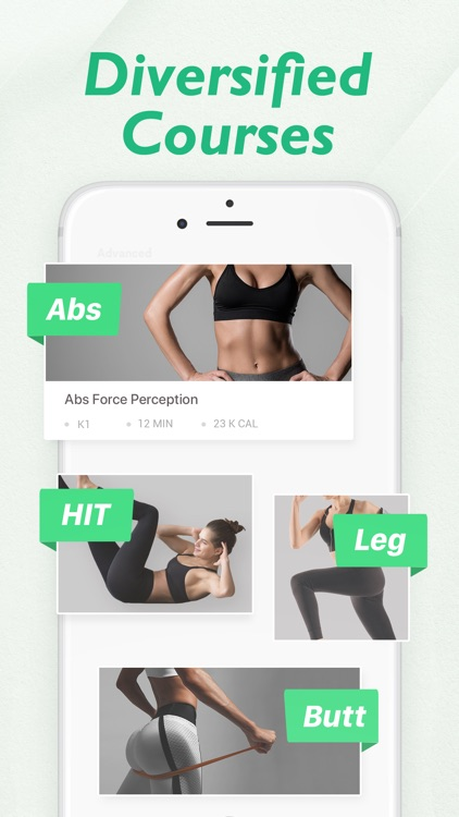 KeepFit – Abs & Butt Fitness screenshot-1