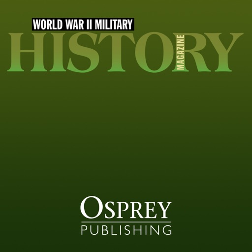 WWII Military History Magazine icon