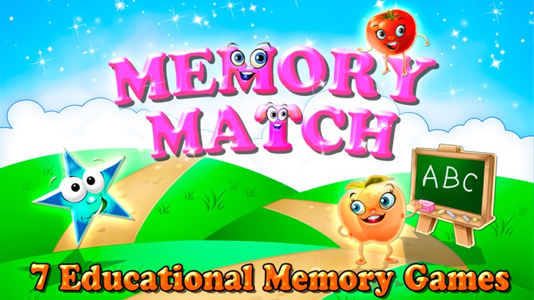 Memory Match & Learn screenshot-0
