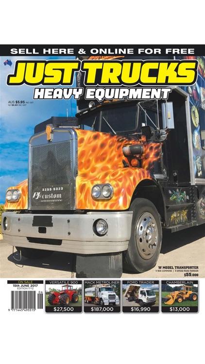 Just Trucks Magazine screenshot-4