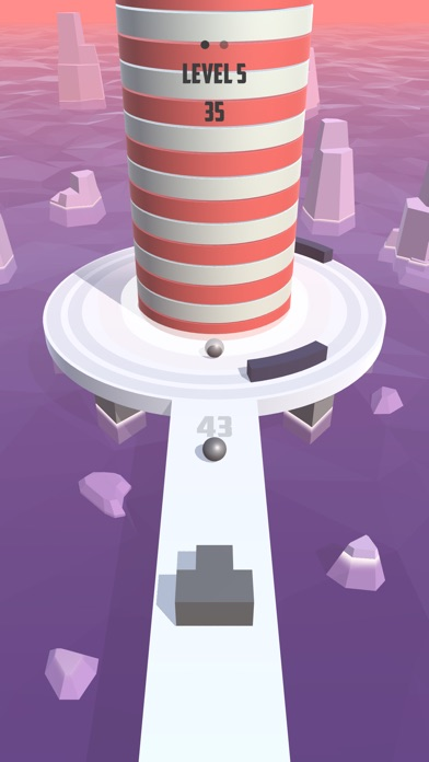 Screenshot for Fire Balls 3D in United Kingdom App Store