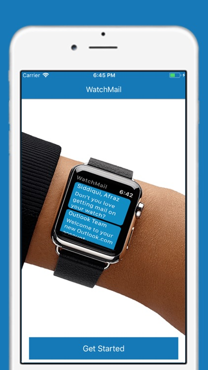 WatchMail for Outlook Mail