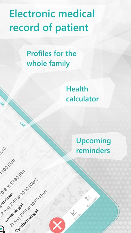 Be Healthy - Medical Records