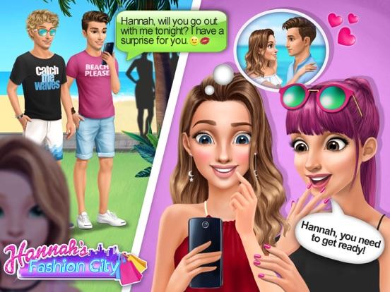 Hannah Fashion City screenshot 7