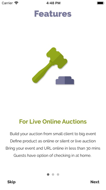 SilentAuction-Auctionsoftware