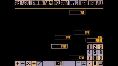 Gesture Calculator Version 2 screenshot two