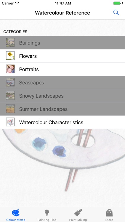 Watercolour Reference screenshot-0