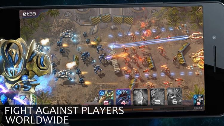 Space Commander HD screenshot-3