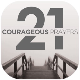 21 Courageous Prayers