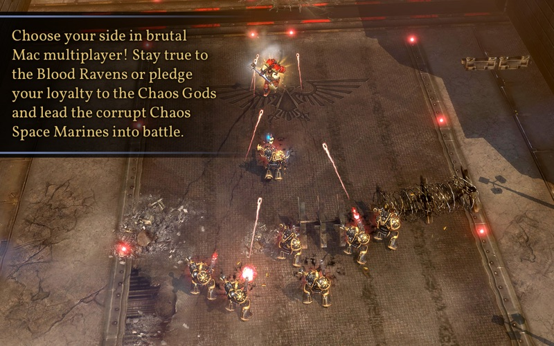 Dawn of War II: Chaos Rising screenshot 5