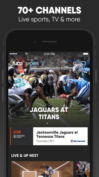 download fuboTV: Watch Live Sports & TV apps 6