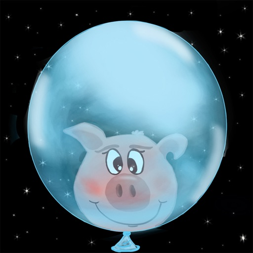 Crazy Pigs conquering Space Game