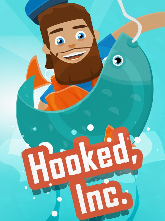 Hooked Inc: Fisher Tycoon на iPad