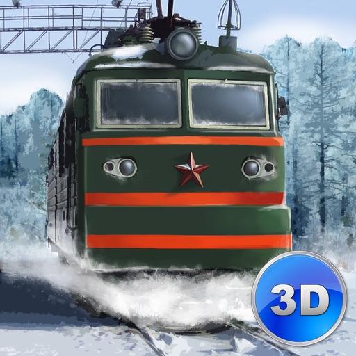 Russian Railway Train Simulator 3D