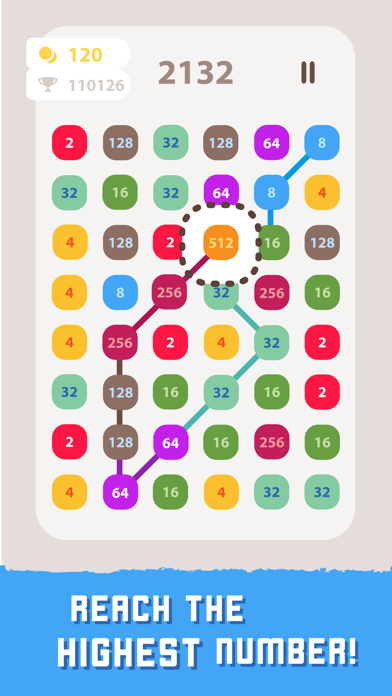 2248 Linked: Number Puzzle screenshot 4