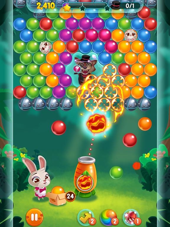 Bunny Pop! Скриншоты9