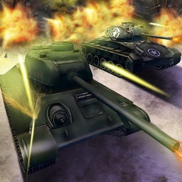 Tank Battles 3D: WWII Warfare