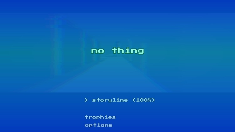 NO THING - Surreal Arcade Trip screenshot-4