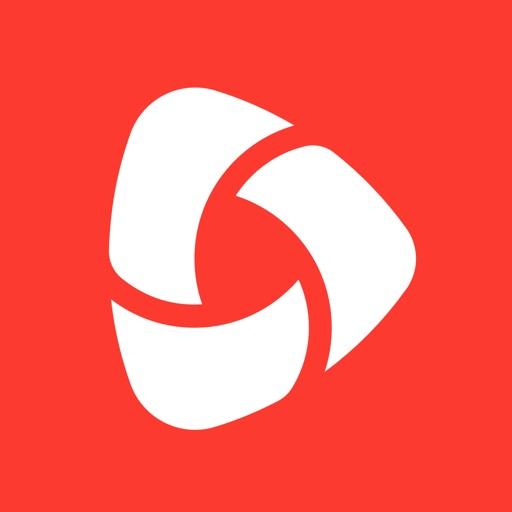 3D播播app icon图