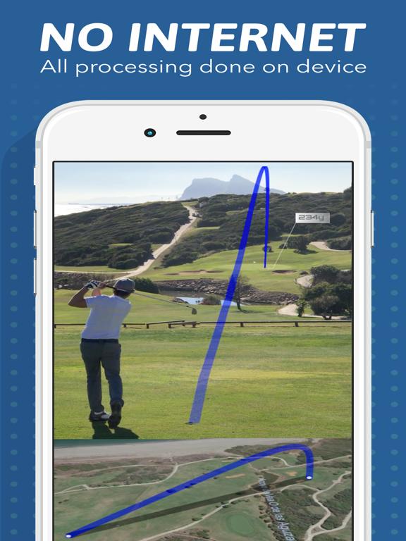 Golf Shot Tracer screenshot 6