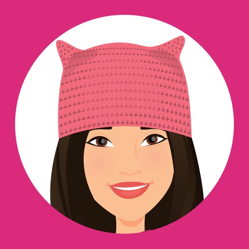 Telle-Donna: Women's March Stickers