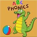ABC 3 Letters Kids Phonics Fun icon