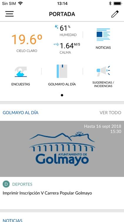 Golmayo