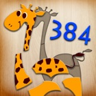 384 Puzzle für Kinder icon