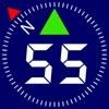 Compass 55. Land nav tool kit. Ranking