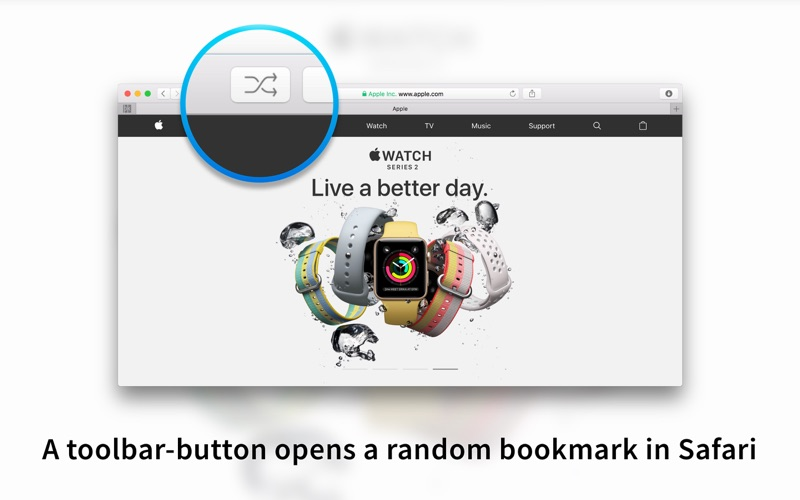 Bookmarx Screenshot - 1