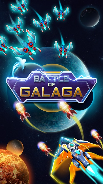 Battle of Galaga: Galaxy Wars screenshot-3