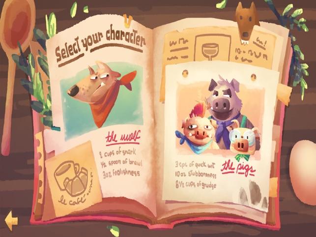 The Wolf's Bite Screenshot
