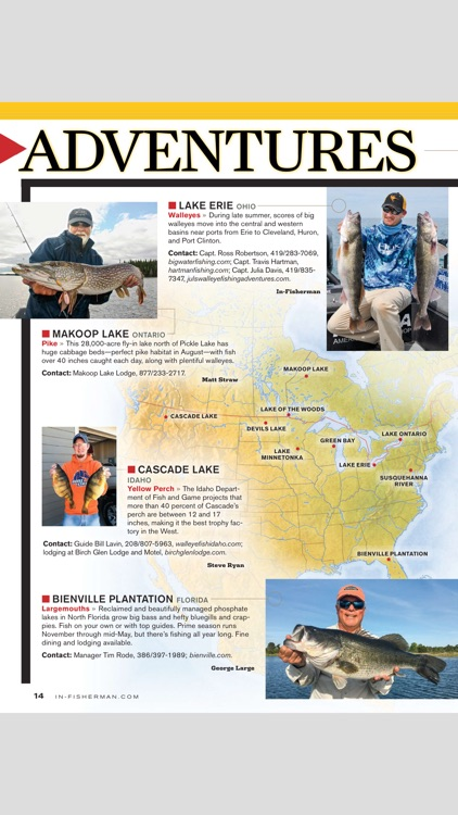 In-Fisherman Magazine screenshot-4